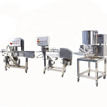 Small Hamburger Patty Meat or Vegetable Pie Production Line