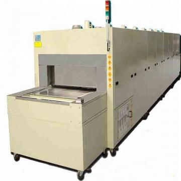 Tunnel Microwave Herbs Dryer and Sterilization Machine Stainless Steel Industrial Microwave Dryer