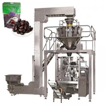 Four Head Linear Weigher Grain Cucumber Seed Packing Machine