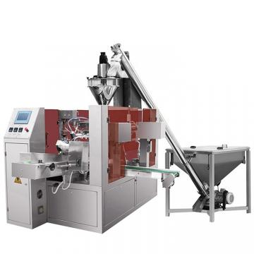 Vp-900q Big Volumen Packing Machine with Linear Weigher for Packing Milk / Coffee / Cocoa / Candy / Biscuit / Snack