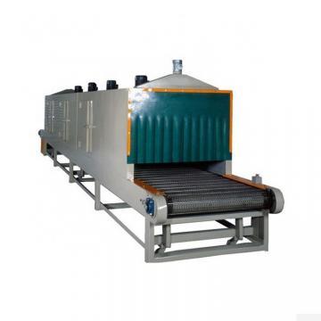 Green Pepper Dehydration Mesh Belt Dryer Machine