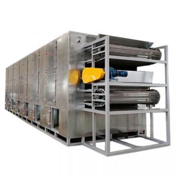 Stainless Steel Industrial Tunnel Microwave Heating Food Dryer Machine