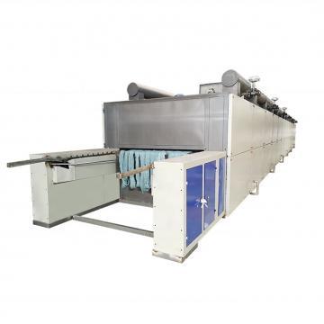 Continuous Food Multi Belt Dryer Machine for Fruit Vegetable